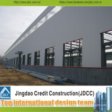 Manufacturing and Assembing Structural Warehouse