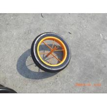 Roue solide de brouette de roue robuste