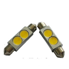 Lumière de voiture LED haute puissance Festoon LED C5w Sv8.5 2W