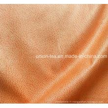 Cuir PU pour vestes et jupes (ART # UWY9005)