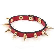 Новый дизайн кожаный браслет для женщин KSQN-22