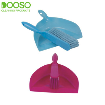 PET Long Handled Dustpan And Brush DS-503