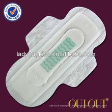 FDA a approuvé les serviettes hygiéniques à la menthe