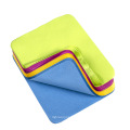 Eyeglasses microfiber lens cleaning cloth for camera lens