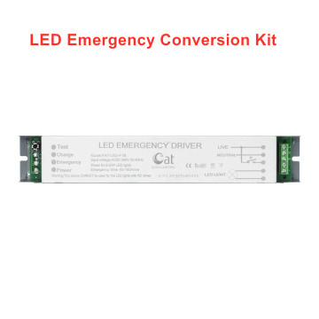 Emergency Light Conversion Kit for LED Tube 5-25W T8