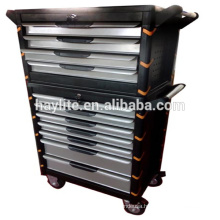 Cheap metal movable tool trolley roll cabinet for sale