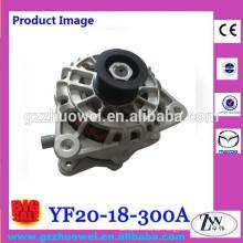 Motor 2.0L Mazda Tribute Teile China Original 12 V Alternaor Generator für Auto YF20-18-300A
