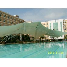 Wundervolle Membranstruktur-Swimmingpool-Abdeckung