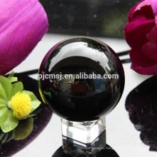 черный хрустальный шар для украшения