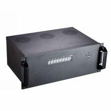 8 * 8 HDMI Matrix com Hdbase-T Extender até 70m (4K + IR + EDID + CES)