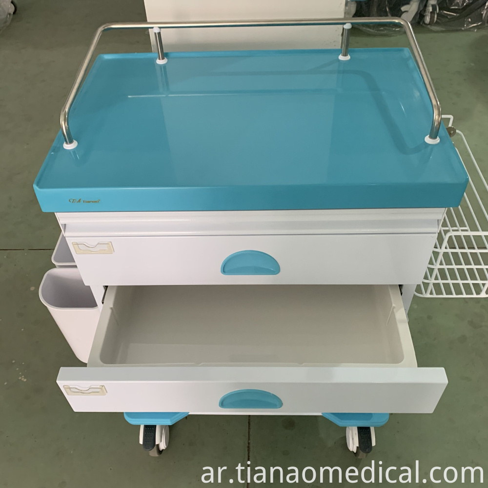 Medical Anesthesia Cart