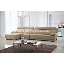 Modern living room furniture leather sofa KW339