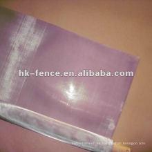 Malla de alambre tejida de acero inoxidable 304