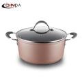 La meilleure qualité Masterclass Premium Mild Deluxe Die-casting en aluminium antiadhésive Cookware
