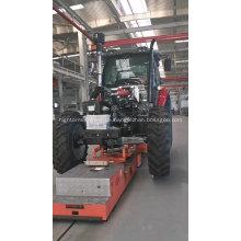 Günstige Traktor 60 PS 4-Rad-Antrieb Farm Geräte