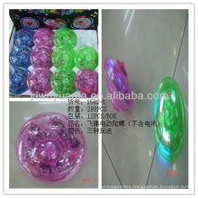 Hot Selling Flashing Spinning Top with Light and Music