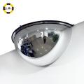 Espejo de media cámara de 24 pulgadas vigilancia de oficina de almacén de alta calidad de 180 grados