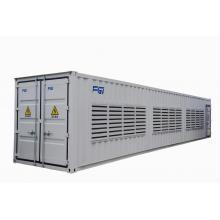 Compensador de serie síncrona estática de alto voltaje