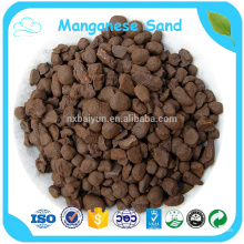 Wasseraufbereitung Natürliche Filtermedien Mangan Sand