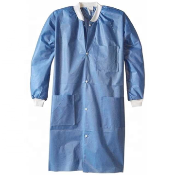 Günstige Blue Chemistry Lab Coat
