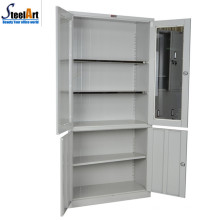 Top quality commercial office furniture two door document storage cabinet