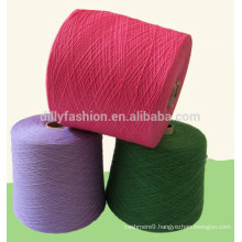 cashmere knitting yarn used for knitting and weaving high qulity