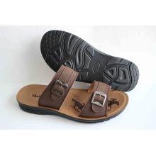 Hot Sale Classic of Men Chaussures de plage avec semelle PU (SNB-14-010)