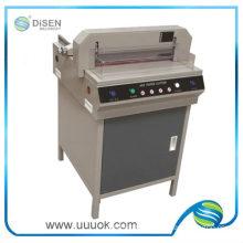 High precision paper board cutter