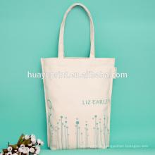 Grande saco de compras de lona de algodão de alta qualidade, bolsa de ombro de costura à mão, sacos de múmia, sacos de compras reutilizáveis