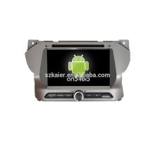 Quad core! DVD de coche con enlace de espejo / DVR / TPMS / OBD2 para 7 pulgadas de pantalla táctil de cuatro núcleos 4.4 Sistema Android SUZUKI ALTO