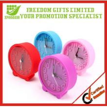 Promotion Gift Silicon Mini Table Alarm Clock