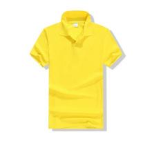 t-shirt à col polo