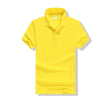 футболка с воротником-поло