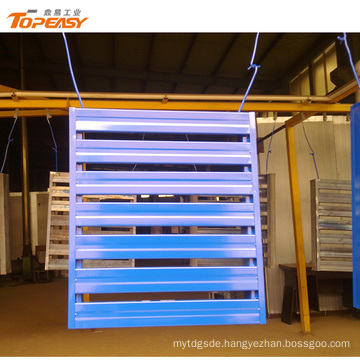 wholesale single-side two-way entry steel euro pallets euro