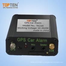 Автомобиль GPS трекер запуск двигателя переменного тока/от передвижных (TK220-РП)