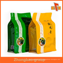 wholesale alibaba side gusset bag made of laminated plastic material