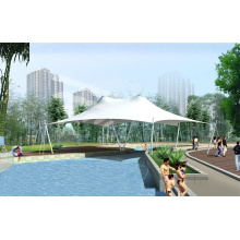 Membrane Structure Swimming Pool Roof Covering