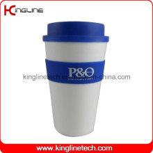 Taça de café de silicone 450ml (KL-CP018)