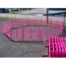 PVC Coated Equestrian Fencing with Factory Price