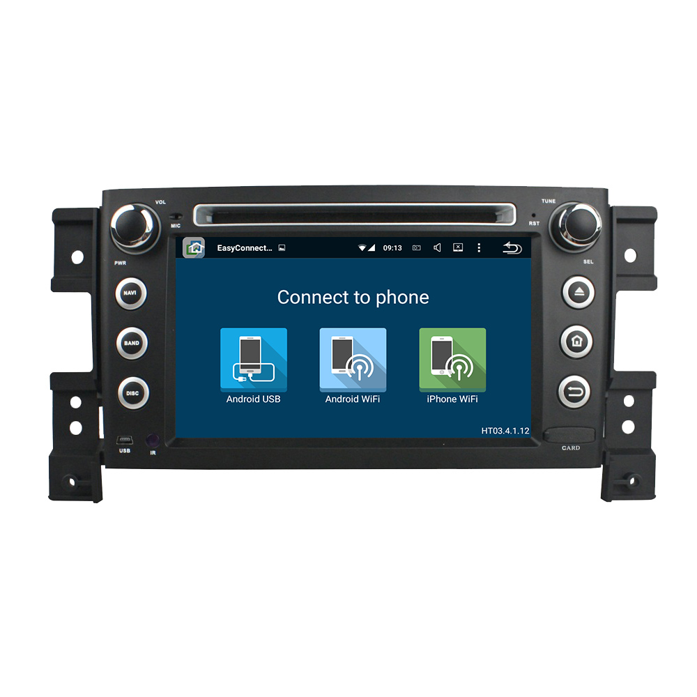 Android car DVD for Suzuki Vitara 2005-2011