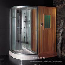 Far Infrared Sauna Room with Steam Shower (DS205F3)