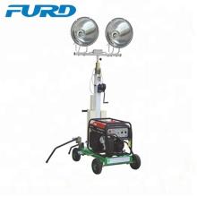Générateur de tour d'éclairage à essence 1000W * 4 Honda FZM-1000B