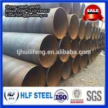 spiral steel pipe/saw steel pipe/carbon steel tube