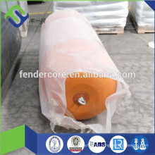 Factory direct sale CCS certificate Marine Solid EVA Foam Filled Floating Fenders For Ship to Dock Berthing