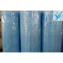 2,5 * 2,5 10mm * 10mm 100G / M2 Wand C-Glas Netzgewebe