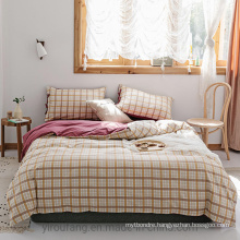 Hospital Cotton Bed Sheet Cheap Price Modern Style 3 PCS Single Bed