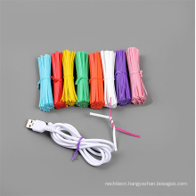 Eco-friendly Factory Supply Plastic Twist Tie for Packing