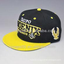 Raised embroidery cap