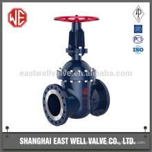 ductile iron socket end gate valve