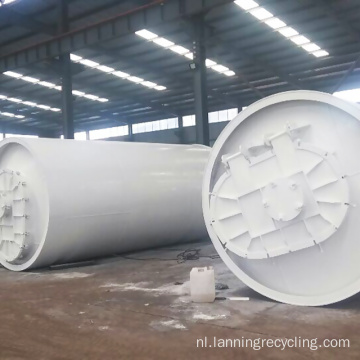 Lanning Afvalband Recycling Machine
